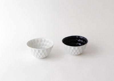 bols-cubes-porcelaine-noir-blanc